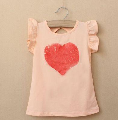Love Heart Tank Top