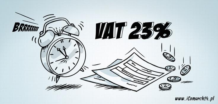 Chmura gotowa na zmiany VAT  0 minut – tyle czasu poświęcisz na dostosowanie swojego programy na zmiany w przepisach, jeśli zainwestujesz w program w chmurze. Programy w chmurze aktualizowane są automatycznie przez producenta i to na nim ciąży odpowiedzialność dostosowania ich do nowych przepisów. Sprawdź, jak zmiany w przepisach wpłyną na Twoją firmę na www.ZmianaVat.Comarch.pl.
