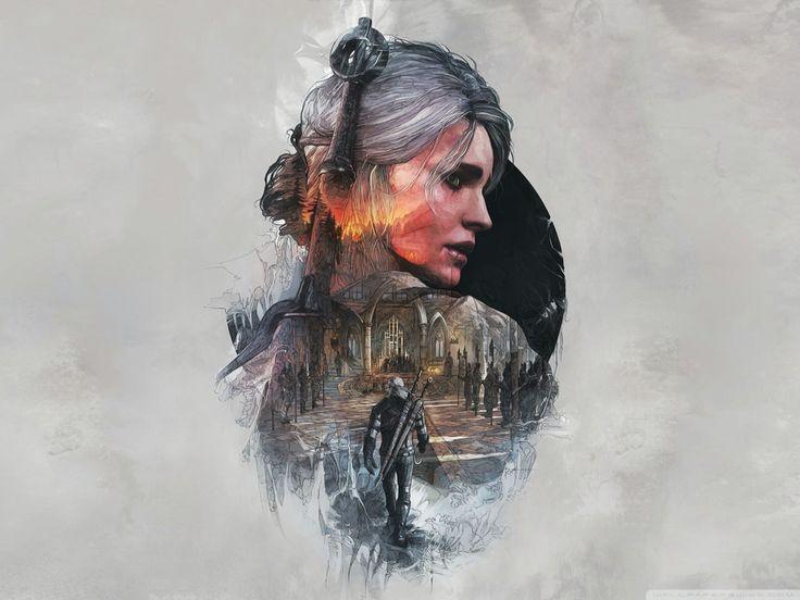 The Witcher 3: Ciri