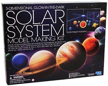 Kit système solaire 3D