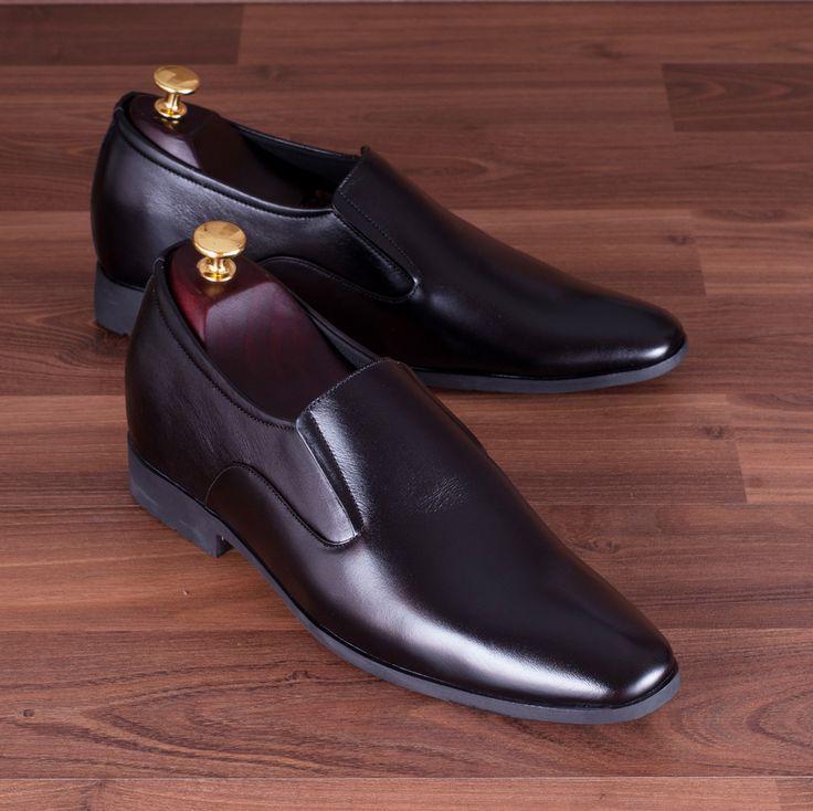 Cải thiện nhược điểm với giày tăng chiều cao 7cm GNTATC123-D