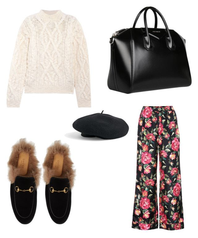 """""""Untitled #131"""" by dariatamasan on Polyvore featuring Acne Studios, Dolce&Gabbana, Givenchy, Gucci and Venus"""
