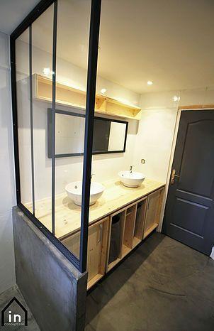 Verrière de douche Nantes
