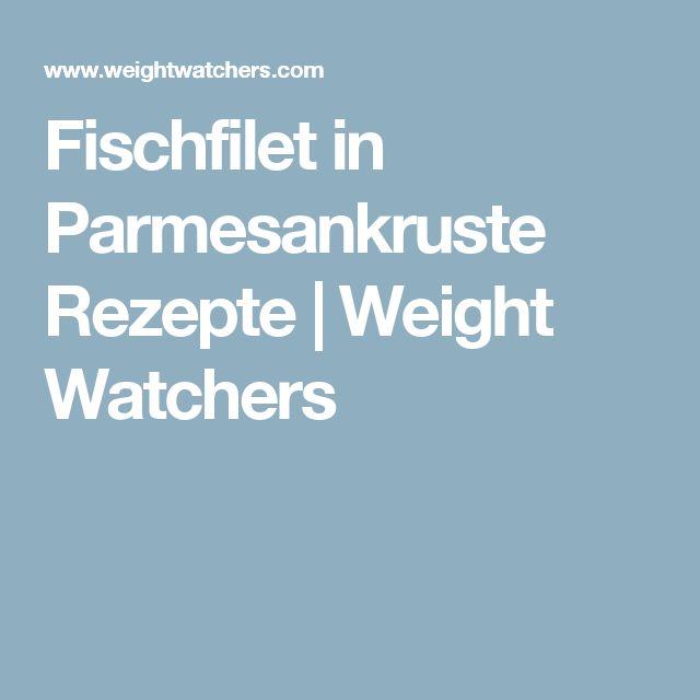 Fischfilet in Parmesankruste Rezepte | Weight Watchers