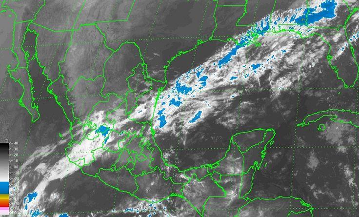 De acuerdo con el Servicio Meteorológico Nacional, para la entidad persiste el pronóstico de temperaturas superiores a los 40 grados, así como de lluvias aisladas, tormentas eléctricas y granizadas – ...