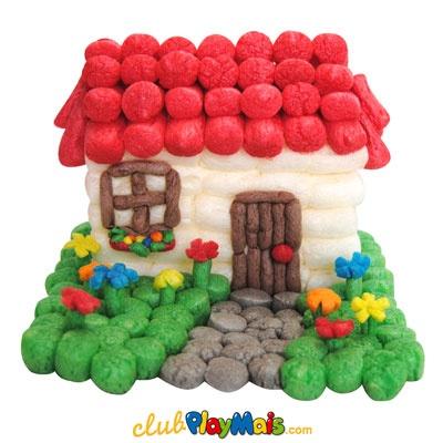PlayMais - Cubo basico 500