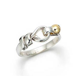 Tiffany Co Outlet Knot Ring www.facebook.com/...