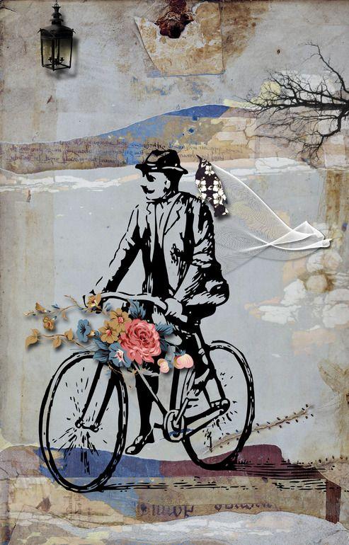 "Saatchi Art Artist: Aniko Hencz; Painting 2012 New Media ""Gloomy Sunday Limited Edition 1 of 20"""