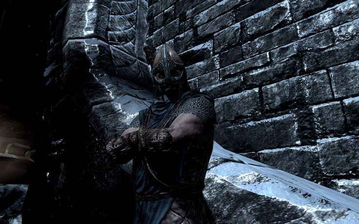 Inconsequential NPCs at Skyrim Nexus - mods and community