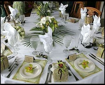 polynesian wedding ideas | ... by hawaiian island wedding planners at 10 45 pm labels wedding decor