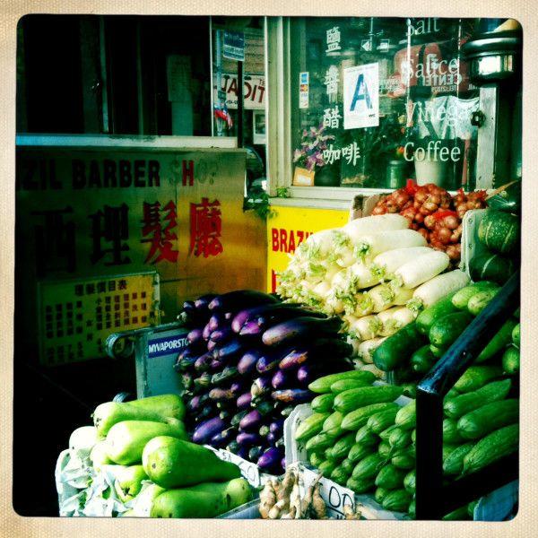 Yummy Veggies :) Chinatown ~ New York City #Food #Photo #NYC