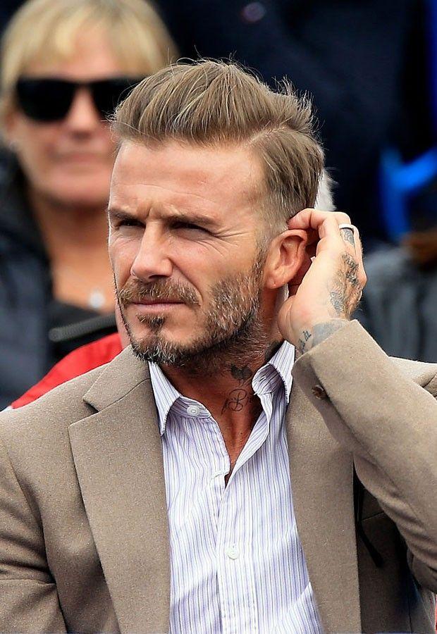 Confira a evolução de estilo de um dos jogadores mais aclamados e copiado fora dos campos: David Beckham