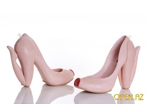 Гибридная обувь от Коби Леви