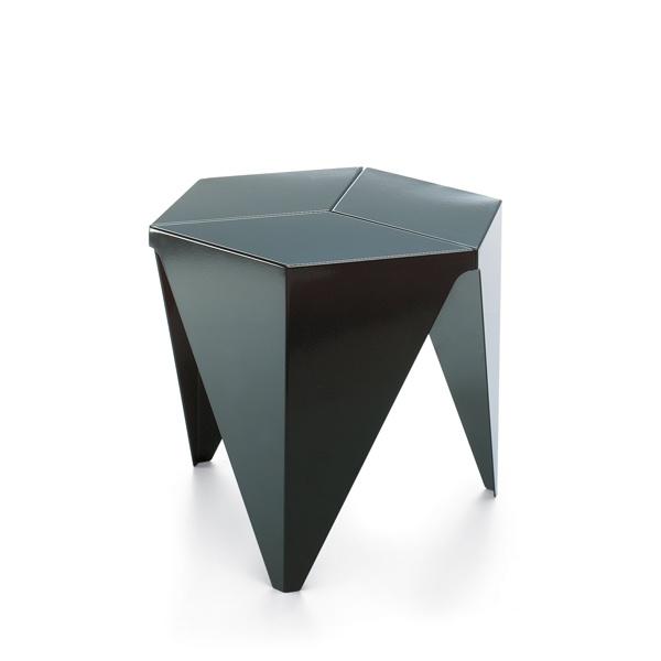 PRISMATIC SIDE TABLE BY ISAMU NOGUCHI (BLACK)