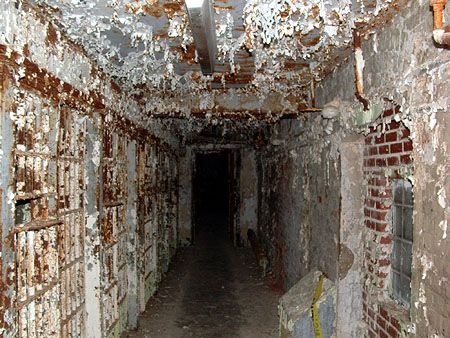 Mansfield Reformatory ~ inside a prison haunted by tortured souls...