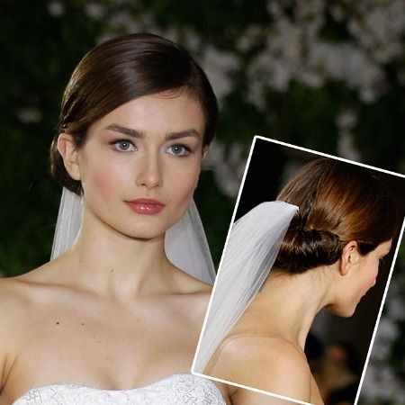 Wedding Hair Inspiration Straight From the Runways! Which Look is Your Favorite?