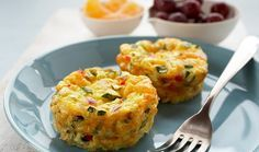 Muffin Frittatas - Incredible Egg - I do these with peppers, onions, cheese, and sometimes crumbled sausage or chopped ham.  Always a hit and they warm up great as leftovers. If you're in a hurry, just skip the muffin tin and bake in a glass casserole dish!