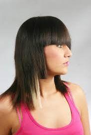 30 lange nase welche frisur - frisuruer   layered hair