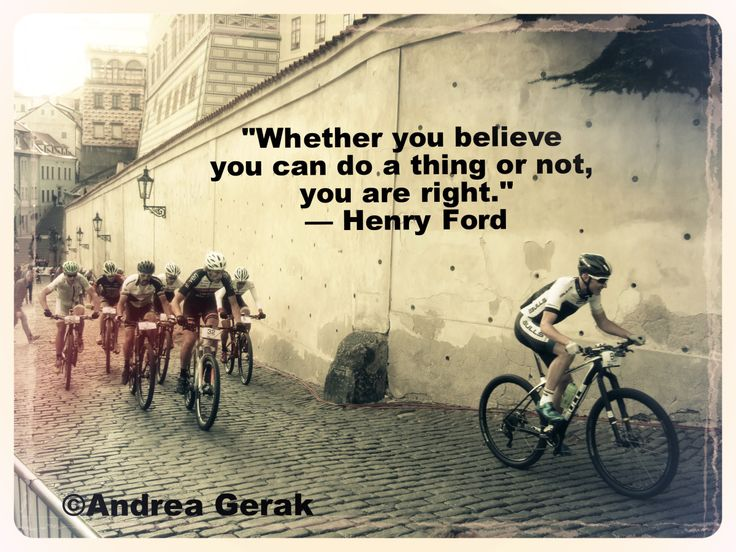 Motivation Monday: Whether you believe...