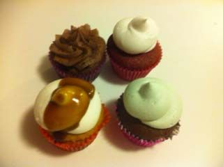 Cupcakes from Kelly's Bake Shoppe - Dr. Aoife Blog