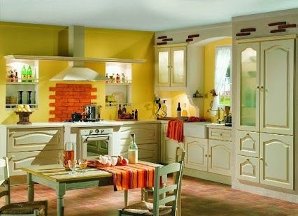 Yellow Kitchen Color Ideas 45 best kitchen decor images on pinterest | kitchen, kitchen ideas