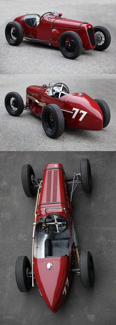 1930 Austin Seven Special Monoposto   Great .... more shots to add of this terrific creation!