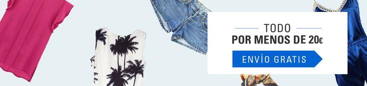 Especial moda de verano para ella