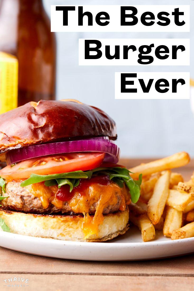 Best Burger Recipe Best Burger Recipe Burger Recipes Seasoning Burger Recipes