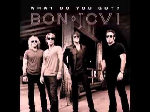 Bon Jovi - What Do You Got? HQ