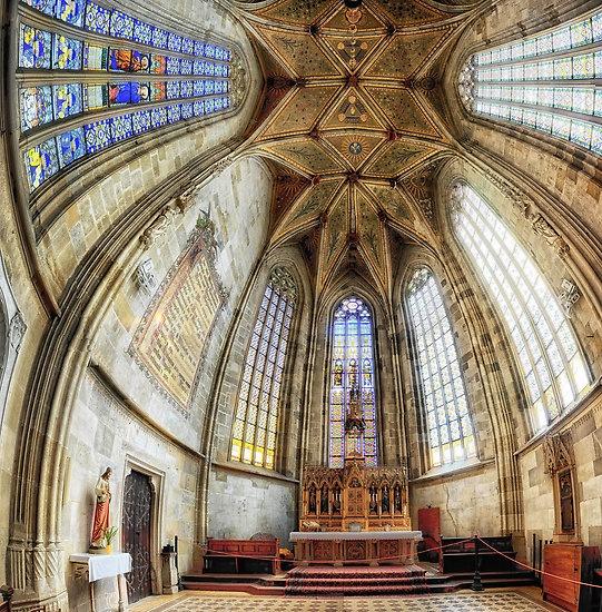 Katedrála svätého Martina (St. Martin's Cathedral), Bratislava, Slovakia,1452 by Wendy  Rauw