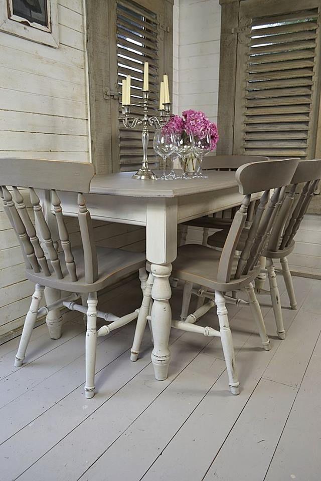 French Linen és Old White színekkel készült!