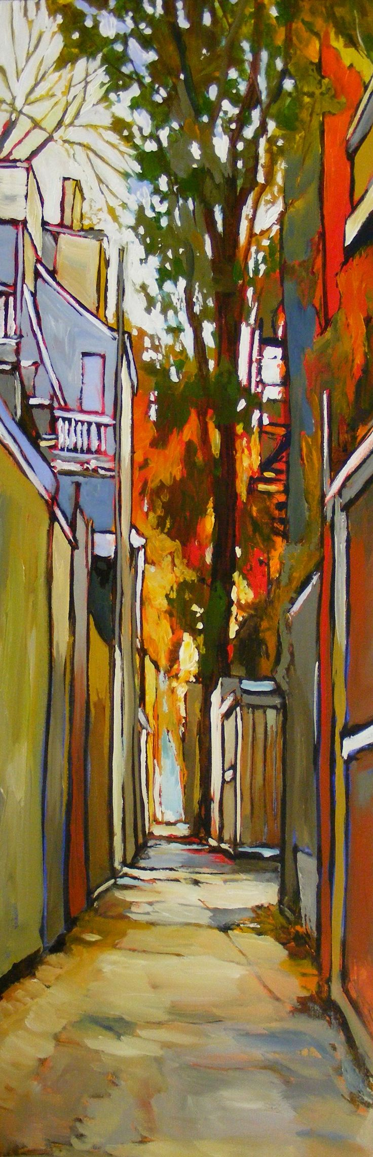 sacha | Gordon Harrison Canadian Landscape Gallery