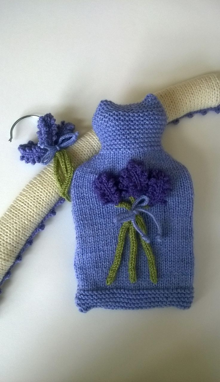 Knitting Coat Hanger Covers : Images about coathangers on pinterest patterns