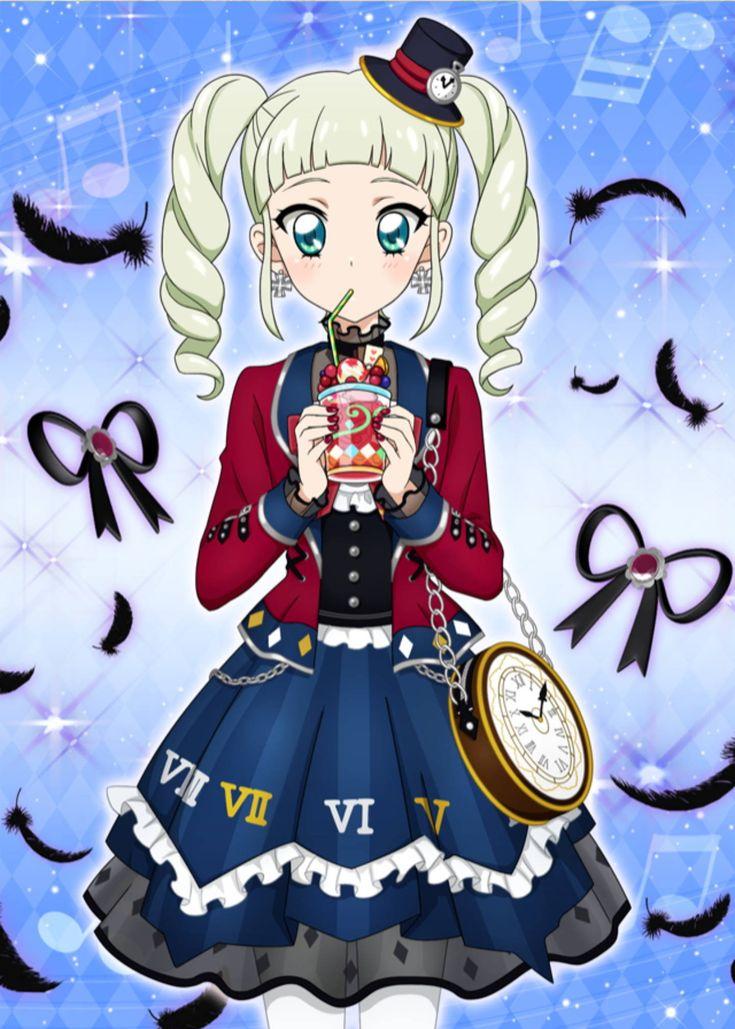 [吸血鬼のおすみつき]藤堂 ユリカ -フォトカツ攻略wikiまとめ【アイカツ!フォトonステージ!!】