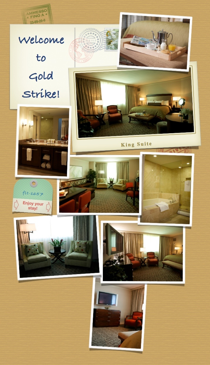 You can also choose a luxurious suite for your stay with us! :)