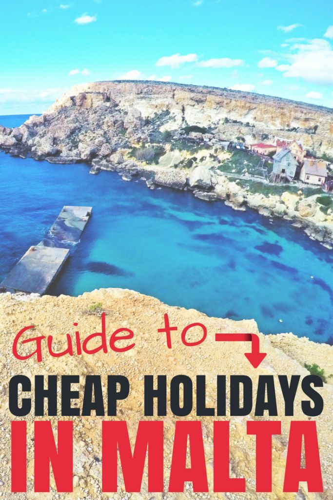 Is Malta expensive- Your guide for cheap holidays to Malta.: