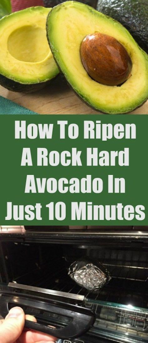 Amazing avocado hack to ripen it in just minutes. #hacks #avocado #avocadolovers #tips #cookingtips