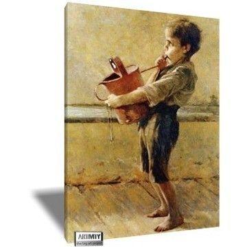 Παιδικη Συναυλια (Λεπτομέρεια), Γεώργιος Ιακωβίδης | Καμβάς, αφίσα, κορνίζα, λαδοτυπία, πίνακες ζωγραφικής | Artivity.gr