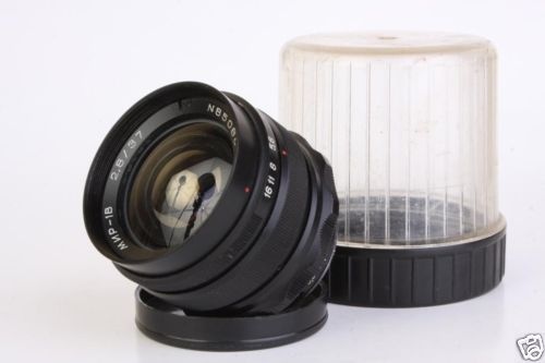 MIR-1V 2.8/37 mm f/2.8 RUSSIAN USSR LENS M42 MOUNT MINT CONDITION WITH CASE in Cameras & Photo, Lenses & Filters, Lenses | eBay