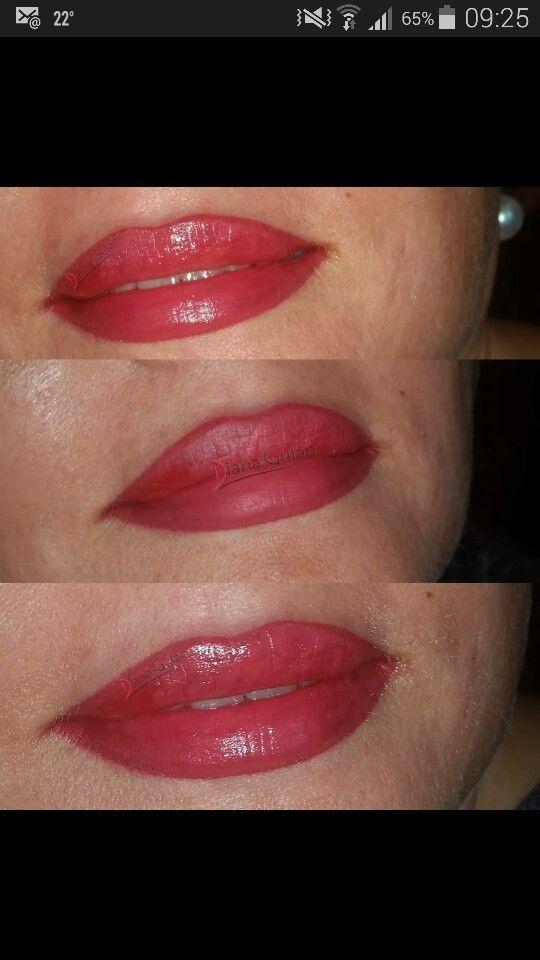 3D Full lips Device : Intelligent NC & Colors NC