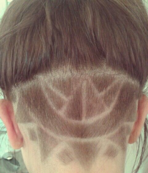 Mandala undercut for mnandi