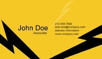 Check out this lightning bolt for professional electrician.