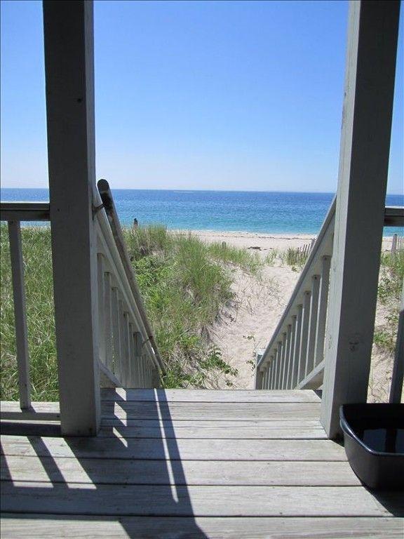 4500wk 3bd 2ba slps8 OCEAN FRONT Charlestown Vacation Rental - VRBO 413608 - 3 BR RI Cottage, Direct Oceanfront on Beautiful Charlestown Beach!