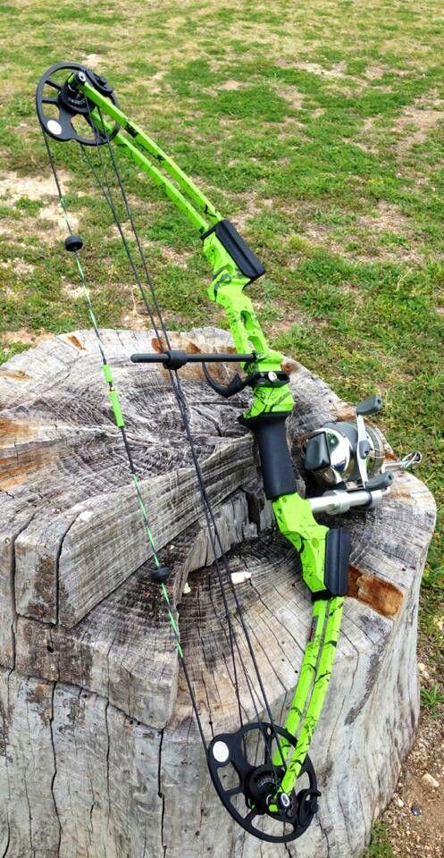 Pin on Bowfishing