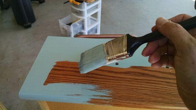... idee camera da letto, mobili dipinti con vernice gesso fatta in casa