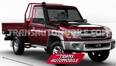 RHD - Pick-up Toyota Land Cruiser 79 Pick up 4.5L V8 TDI Cab Châssis GXL RHD 4X4 Brand new (to sale)