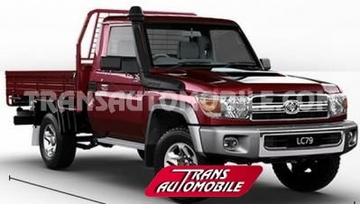 RHD - Pick-up Toyota Land Cruiser 79 Pick up 4.5L V8 TDI Cab Châssis GXL RHD 4X4 Brand new (to sale)