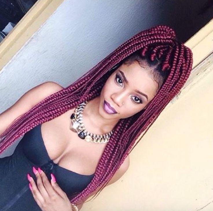Loveee @hotkake_ - http://community.blackhairinformation.com/hairstyle-gallery/braids-twists/loveee-hotkake_/