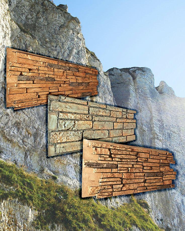faux stone wall panels exterior veneer fireplace interior calgary brick
