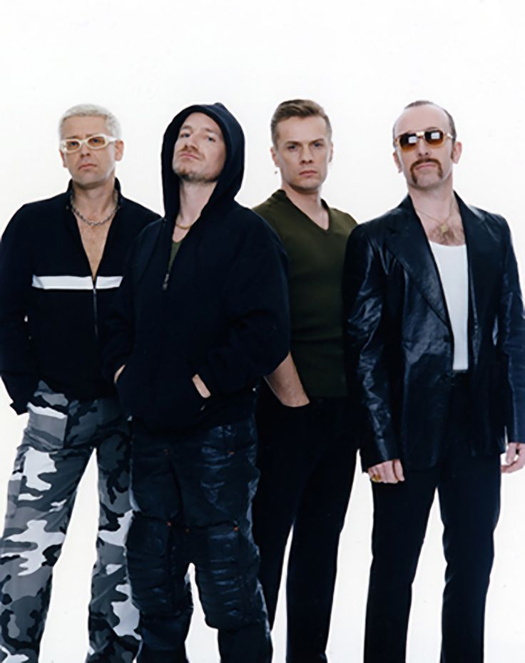 U2start.com | фотографии | U2 Dublin 1996
